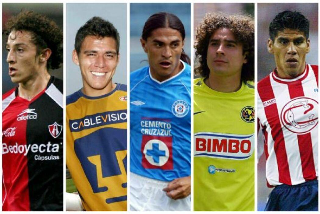 Estos jugadores cumplieron su sueño de jugar en Europa unos desafiando a...