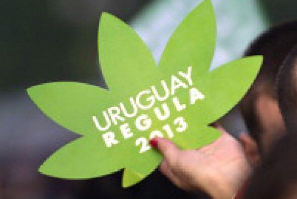 Uruguay experimentó grandes cambios con respecto a la marihuana este 2013.