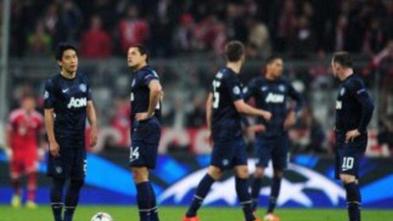 La plantilla del Manchester United puede lucir muy cambiada la próxima t...
