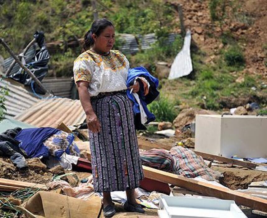 Ayudas milagrosas. Guatemala está en campaña para recolectar ayudas y as...