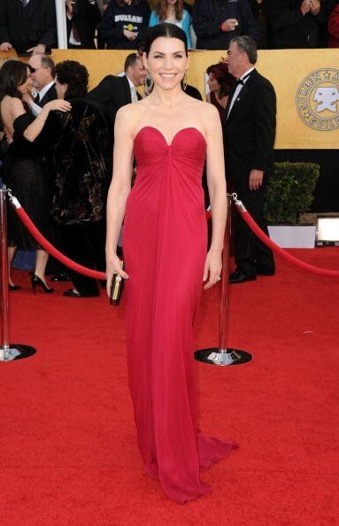 Otro vestido memorable de los Screen Actors Guild Awards fue este cl&aac...
