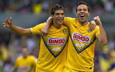 América derrotó 2 - 0 a Chivas en el Clásico Nacional