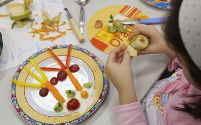 Crear hábitos saludables en los niños, fundamental para evitar obesidad...