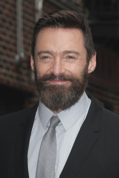 A Hugh lo hemos visto siempre muy bien vestido y con una imagen impecabl...