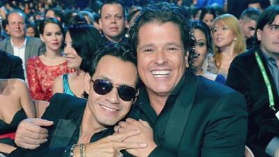 Carlos Vives soltó detalles de la boda de Marc Anthony