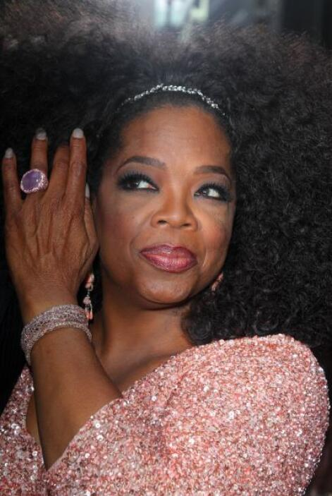 Una más incursionada en el arte de enseñar, es Oprah Winfrey la famosa p...