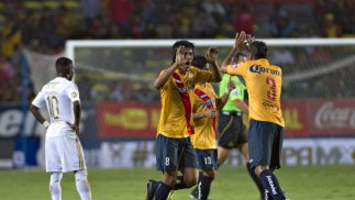 Morelia vs. UANL por la Supercopa MX.