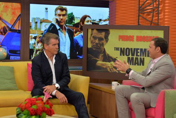 Después de 5 años, 'The November Man' está lista para su estreno.