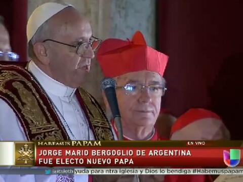 Jorge Mario Bergoglio es el actual Papa 266. Al ser electo, era el arzob...