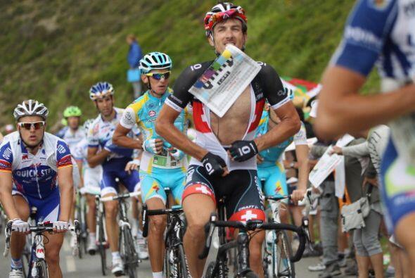 Esta etapa del Tour de Francia es una de las más complicadas del...