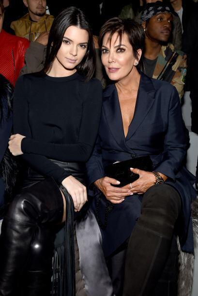 Seguramente la familia Jenner-Kardashian estuvo muy orgullosa de la cole...