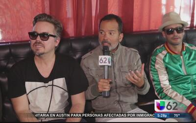 Música sin límite: Amigos Invisibles llega a SXSW
