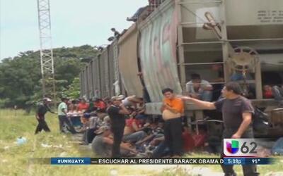 Limbo legal en el que se encuentran los niños que cruzan la frontera