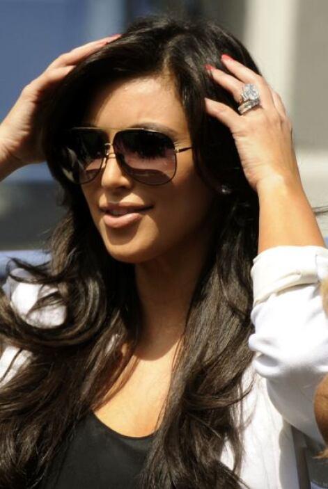 Sin embargo, Kim sabe que todos estos millones no le hacen falta, por es...