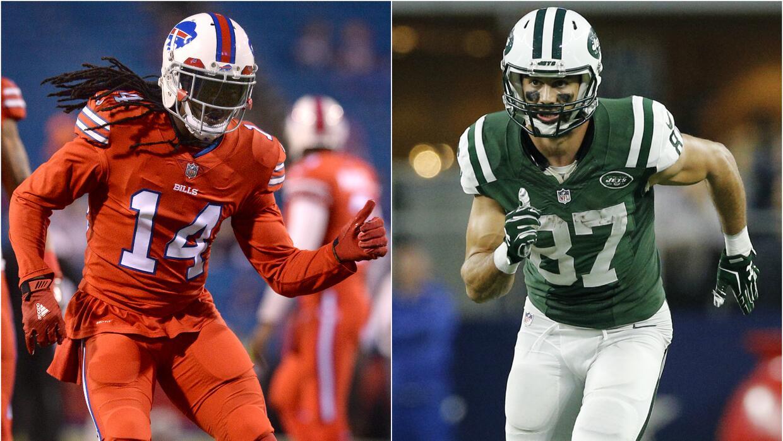 Sammy Watkins y Eric Decker no jugarán la semana 4 de la NFL.