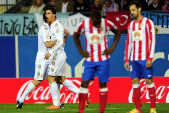 Ha supuesto oxígeno Ronaldo en las últimas semanas para el Madrid, invad...