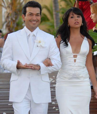 Camino al altarLa boda de Bárbara Bermudo y Mario Andrés estuvo llena de...