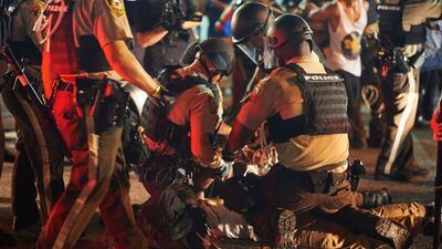 Estado de emergencia en Ferguson por violencia