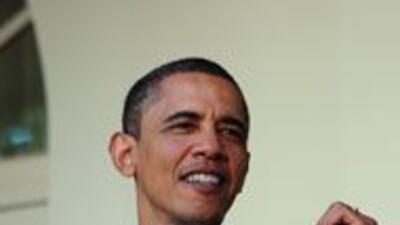 El presidente Barack Obama afirmó que desea comenzar el debate migratori...