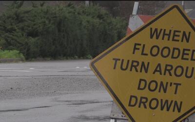 Tormenta causa estragos en el condado Marin