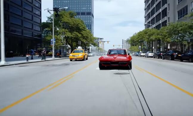 Otro de los modelos de The Fate of the Furious es este coqueto Chevrolet...