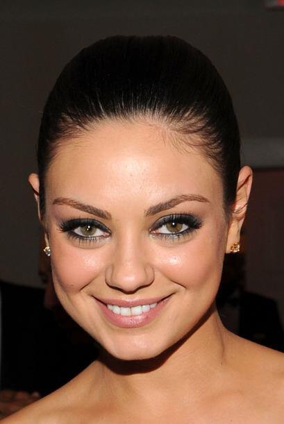 Grandes: Si han comparado tus ojos con los de Mila Kunis es porque los t...