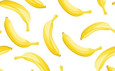 Ilustracion banana