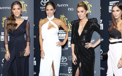 La moda de Karla Martínez y Francisca Lachapel bajo la lupa