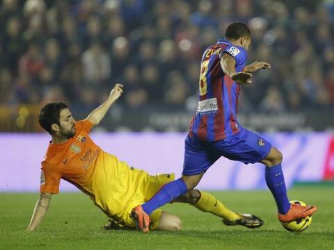 Barcelona tenía una gran oportunidad en la fecha 13 de la Liga es...