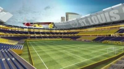 Renderings de estadio en St. Louis
