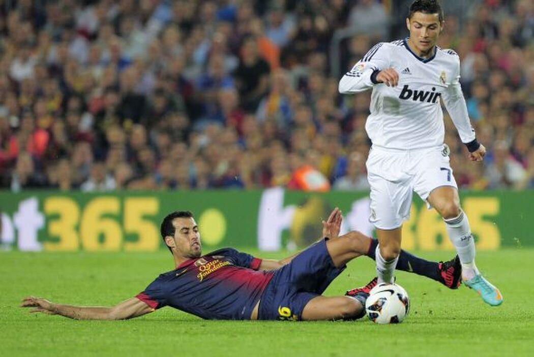 El 2-2 no evitó que Ronaldo siguiera contando con espacios a su favor, p...