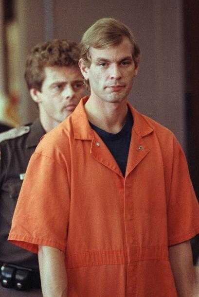 Uno de los asesinos más conocido en Estados Unidos fue Jeffrey Da...