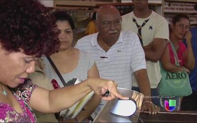 ¿Cómo está funcionando el sistema biométrico de racionamiento en Venezuela?