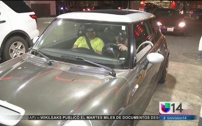 Automovilistas del norte de California se muestran preocupados ante el a...