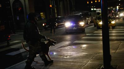 Policía de Pittsburgh. (Imagen de Archivo).