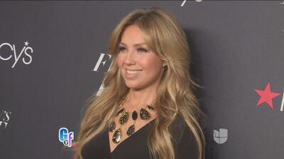 Thalía sí le da dinero a su abuelita, pero por obligación, dice Laura Za...