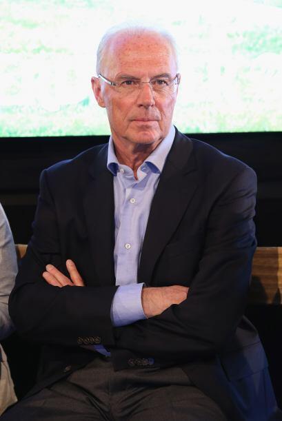 Mario Zagallo, Franz Beckenbauer y Carlos Salvador Bilardo son los &uacu...