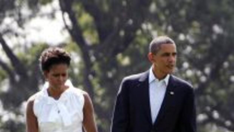 El presidente Barack Obama hizo un llamamiento a la unidad nacional al r...