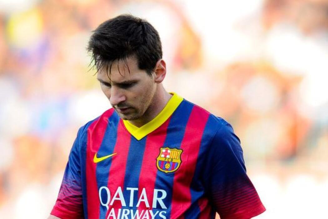 2. LIONEL MESSI. A sus 26 años, el argentino delantero del Barcelona es...