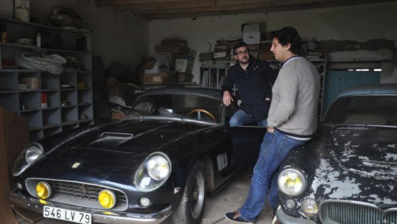 Se espera que la colección de autos antiguos recauden alrededor de $20 m...