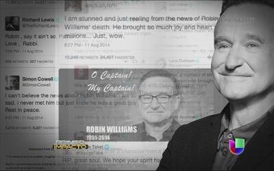 La hija de Robin Williams cerró sus redes sociales por mensajes negativos
