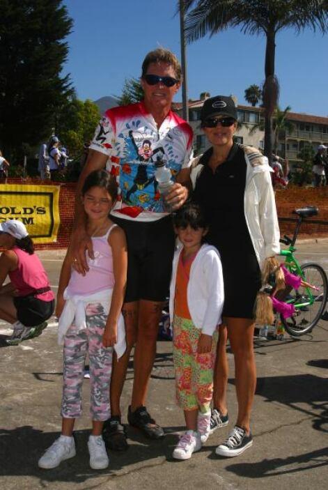 Durante el verano de ese mismo año, con las pequeñas Kendall y Kylie, qu...