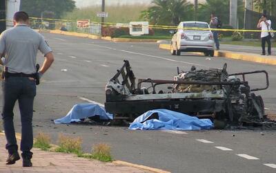 El ataque dejó un saldo de cinco soldados muertos y 10 heridos.