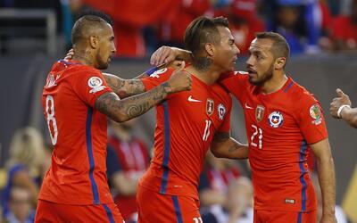 Calificamos a los jugadores de Chile contra Panamá