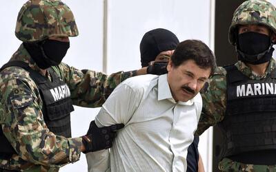 'El Chapo' Guzmán fue declarado en dos ocasiones Enemigo Público Número...
