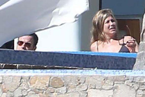 Parece que Jenn Aniston está preparándose para lucir bella en las próxim...