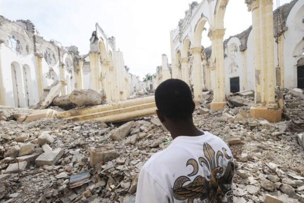 Haití es el país más pobre de todo el continente americano y uno de las...