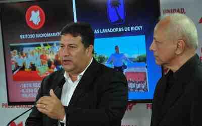 Javier Echevarría y Cirilo Tirado, del PPD.