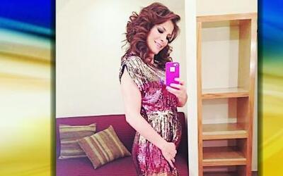 Alessandra Rosaldo presumió su pancita de embarazo