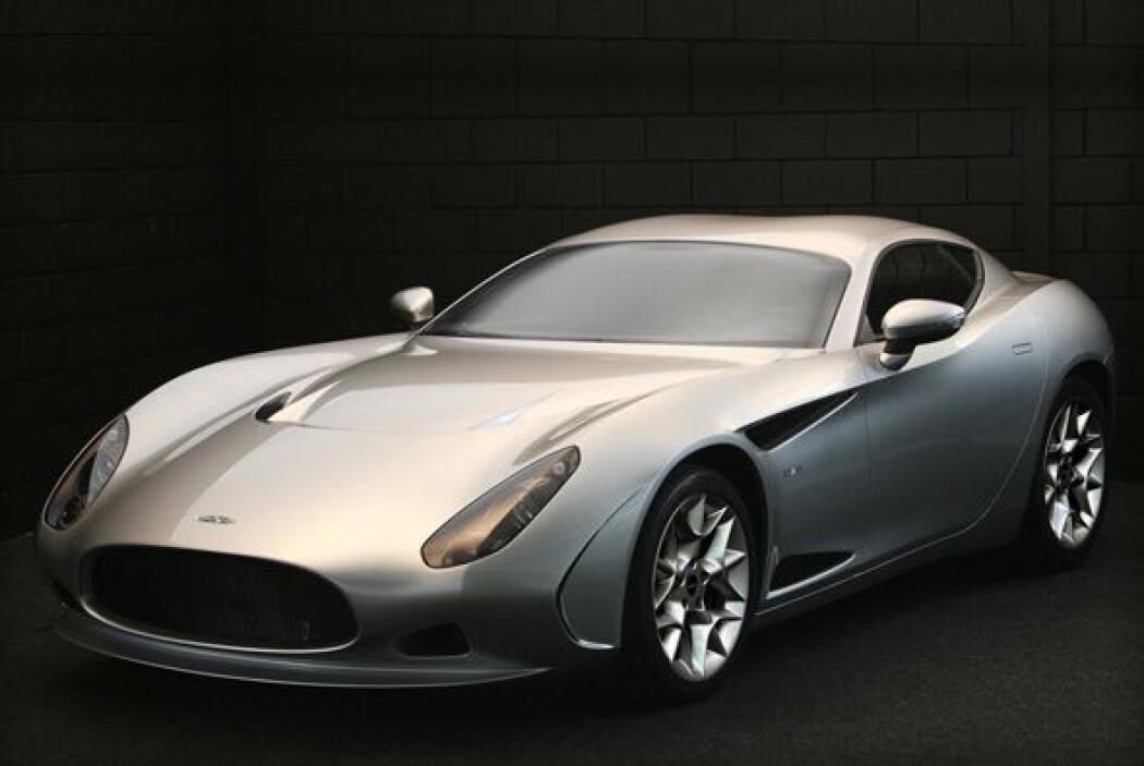 ZAGATO PERANA Z-ONE 2009.-  Este auto es la primera colaboración de la m...